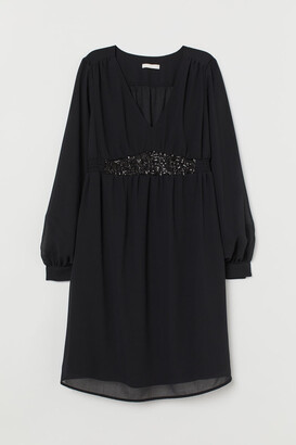 H&M MAMA Dress with sequins