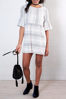 Everly Stripe Shift Dress