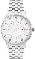 Paul Smith Gauge P10074 stainless steel watch