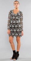 Julian Chang Eva Scalloped Lace Tunic