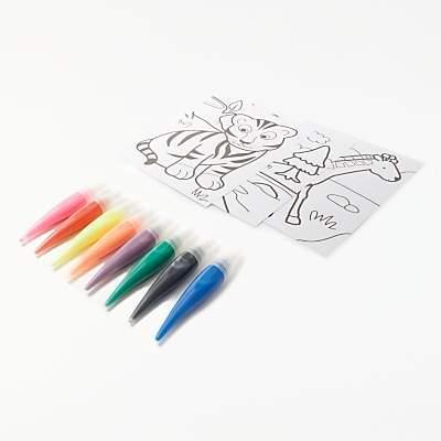 John Lewis & Partners Squeeze & Paint Activity Set