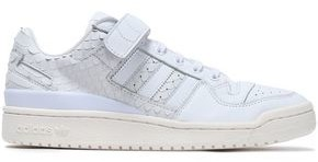 adidas Paneled Leather Sneakers