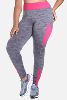 Fashion to Figure Sprinter Color-Block Active Leggings