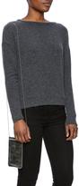 Chaser Slit Back Pullover Sweatshirt