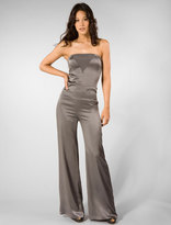 Andrea S. Mara Jumpsuit in Grey