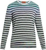 Missoni Striped cotton-knit sweater