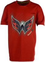 Reebok Boys' Washington Capitals TNT Frost T-Shirt