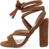 Tony Bianco Kappa-tb Tan Sandals Womens Shoes Dress Heeled Sandals