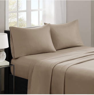 Madison Home USA 3M Microcell King 4-Pc Sheet Set Bedding