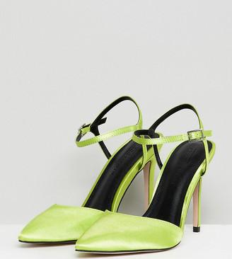 ASOS DESIGN Pascala Pointed Heels