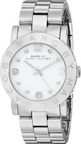 Marc by Marc Jacobs Women's Amy Bracelet MBM3054 Stainless-Steel Quartz Fashion Watch