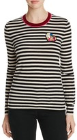 Tory Burch Ibera Cashmere Stripe Sweater