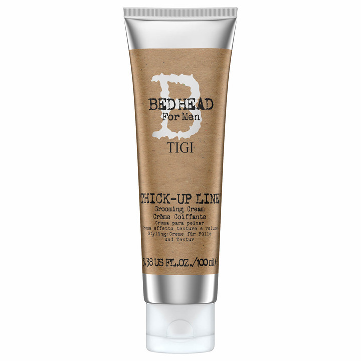 Thumbnail for your product : Tigi Bed Head for Men Thick-Up Line Grooming Cream 100ml