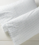 L.L. Bean Warm Cotton HeatSmart Pillowcases, Set of Two Dot