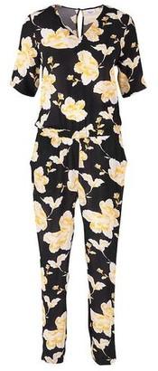 Saint Tropez Woven Jumpsuit - S / 0001 Print