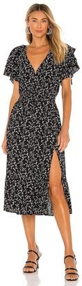 MinkPink Marbel Midi Dress
