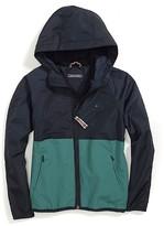 Tommy Hilfiger Th Kids Colorblock Hooded Jacket