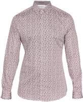 Ted Baker Men's Lysee Long Sleeve Paisley Shirt