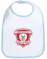 CafePress - Benfica Sempre (Always) Football Team - Cute Cloth Baby Bib, Toddler Bib