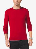 Michael Kors Merino Wool Crewneck Sweater