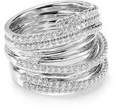 Nadri Pavé Orbit Ring