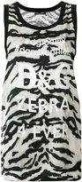 Dolce & Gabbana Zebra 4 Ever T-shirt