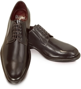 Fratelli Borgioli Cricket - Shiny Brown Derby