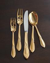 Yamazaki 20-Piece 24-Kt. Gold-Plated Cache Flatware Service