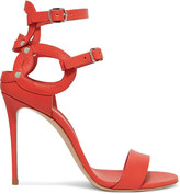 Casadei Buckled leather sandals