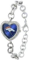 Game Time NFL Women's FH-DEN Heart Collection Denver Broncos Watch