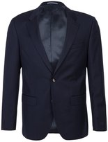 Tommy Hilfiger Tailored Butch Fitted Suit Jacket Blue