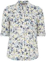 Dorothy Perkins Petite Floral Print Shirt