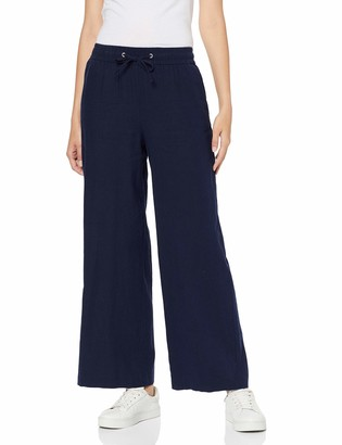 Meraki Amazon Brand Women's Linen Trousers