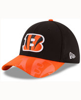 New Era Kids' Cincinnati Bengals 2016 Sideline 39THIRTY Cap