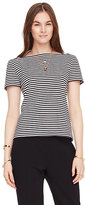 Kate Spade Stripe everyday tee