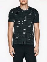 Calvin Klein Platinum Modern Grid T-Shirt