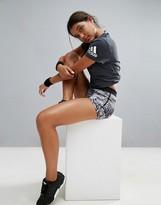 adidas Training Tech Fit Printed 3 Inch Shorts