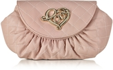 Love Moschino Small Quilted Pouch