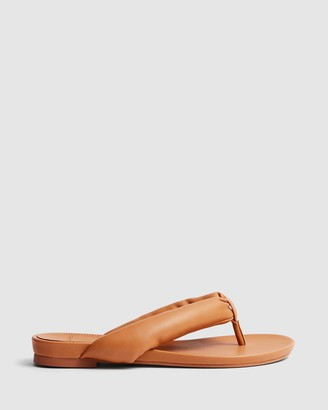 cherrichella - Women's Neutrals All thongs - Breeze Sandals - Size One Size, 37 at The Iconic
