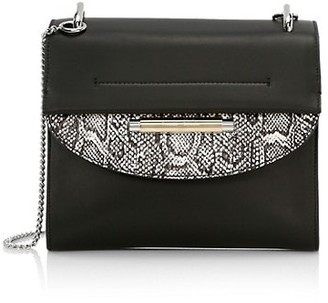 Proenza Schouler Medium Delta Leather Crossbody Bag