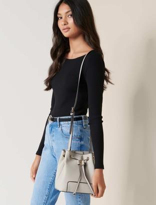 Ever New Hazel Drawstring Bucket Bag