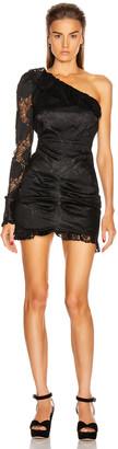 Alexis Ilana Dress in Black   FWRD