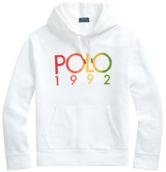 Polo Ralph Lauren Magic Fleece Polo 1992 Drawstring Hoodie