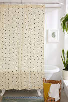 Urban Outfitters Scattered Triangle Shower Curtain