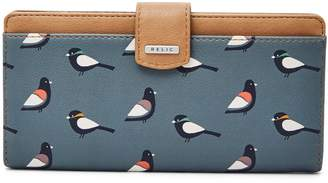 Fossil Relic By Relic by RFID-Blocking Checkbook Wallet