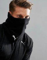 Puma Football Neck Warmer 2 In Black 05221202
