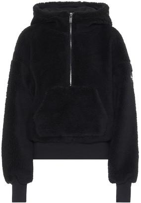 Alo Yoga Streetside sherpa hoodie