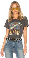 Daydreamer Doors Vintage Tee in Charcoal. - size L (also in S)