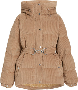 Cordova Mammouth Cotton Corduroy Down Puffer Jacket