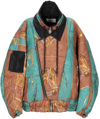 Gucci Synthetic Down Jackets